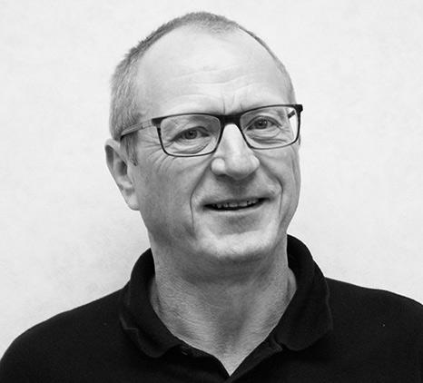 Chris Parkinson - Production Engineer