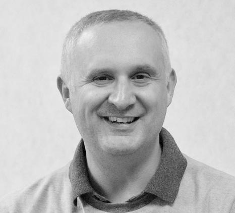 Colin Hull - Development Director