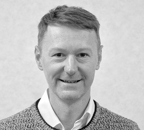 Mark Johnstone - R&D Manager