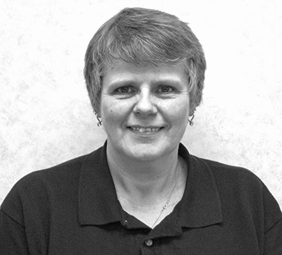 Sharon Gallacher - Assistant Production Manager